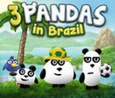 3 Panda Brezilya