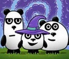 3 Panda Fantezi Dünyasında