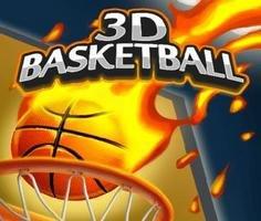 3D Basketbol oyunu oyna