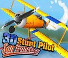 3D Gösteri Uçuşu: San Francisco oyunu oyna