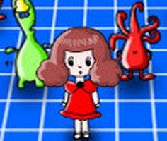 Süper Kız 3D oyunu oyna