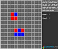 4 Square Flash Games