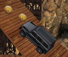 3D 4x4 Jeep