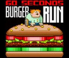 60 Saniye Hamburger Koşusu