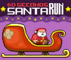 60 Saniye Noel Baba Koşusu
