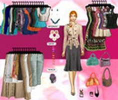 Play Barbie Dress Up 1