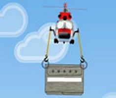 Helikopterle Yük Tasima