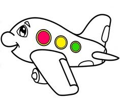 Airplane Coloring Pages Oyunu Oyna Airplane Coloring Pages Oyna