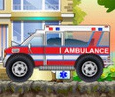 Ambulans Kamyon Sürücüsü 2