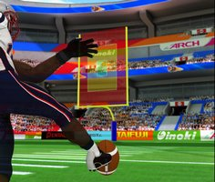 Amerikan Futbolu Şut oyunu oyna