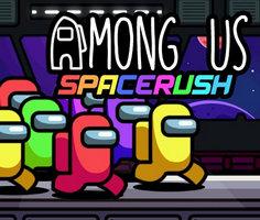 Among Us Uzay Koşusu