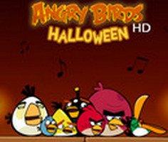 Angry Birds Cadılar Bayramı HD