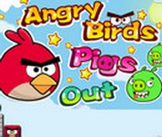 Angry Birds Domuz Düşürme