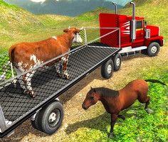 Animal Transport Truck