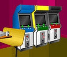 Atari Salonundan Kaçış