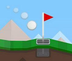 Klasik Arcade Golf oyunu oyna