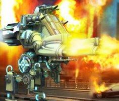 Zırhlı Savaşçı: Yeni Savaş