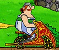 Asterix ve Obelix Bisiklet