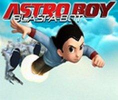 Astro Boy botlari patlatma