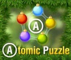 Atomik Bulmaca Noel oyunu oyna