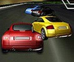 3d Audi Yarışı