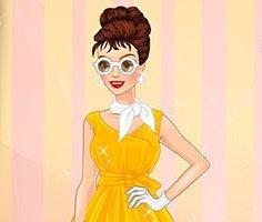 Audrey Hepburn Giydirme oyunu oyna