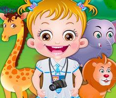 Bebek Hazel: Hayvanları Öğren