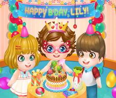 Bebek Lily'nin Doğum Günü oyunu oyna