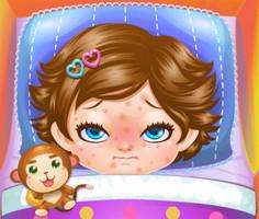 Lily Hasta Bebek Bakımı oyunu oyna