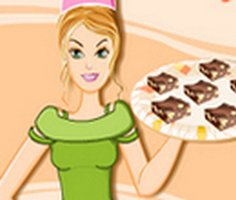 Barbie Cooking Chocolate Fudge