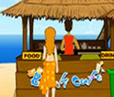 Plaj Kafe Oyunu