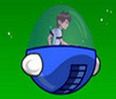 Ben 10 Uzayli Avi