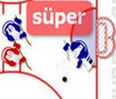 En iyi Buz Hokeyi Oyunu