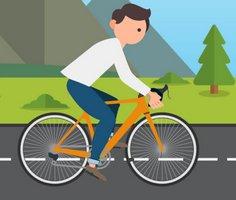 Bisiklet Sürme oyunu oyna