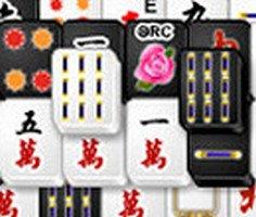 Siyah Beyaz Mahjong 2