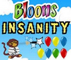 Balon Patlatma Çilginlik oyunu oyna