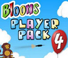 Balon Patlatma Oyuncu Paketi 4