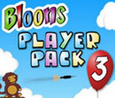 Balon Patlatma Oyuncu Paketi 3