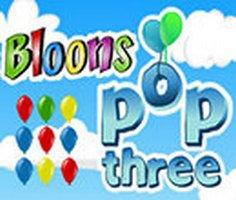 Balon Patlatma Üçleme