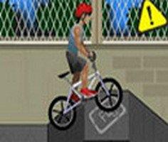 BMX Bisiklet Akrobasi Oyunu