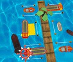 3D Tekne Park Etme