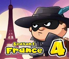 Soyguncu Bob 4 Fransa oyunu oyna