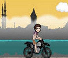 Bosphorus Moto Cross Istanbul