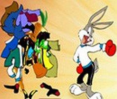 Bugs Bunny Dress Up
