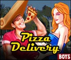 Kaliforniya Pizza Teslimatı