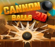 Gülle Topları 3D oyunu oyna