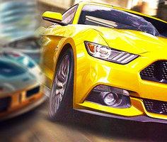 Araba Yarışı 3D
