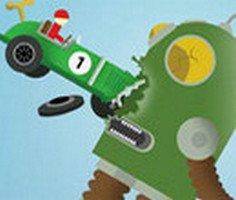Araba ve Robotlar