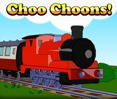Oyuncak Tren Seti oyunu oyna