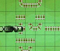 Tren Rayları Oyunu